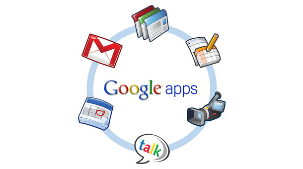 Miadria Google Apps