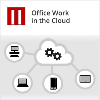 Office Work in The Cloud