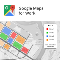 Google Maps for Work