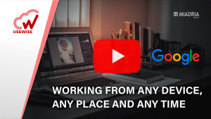 Working from anywhere with Google