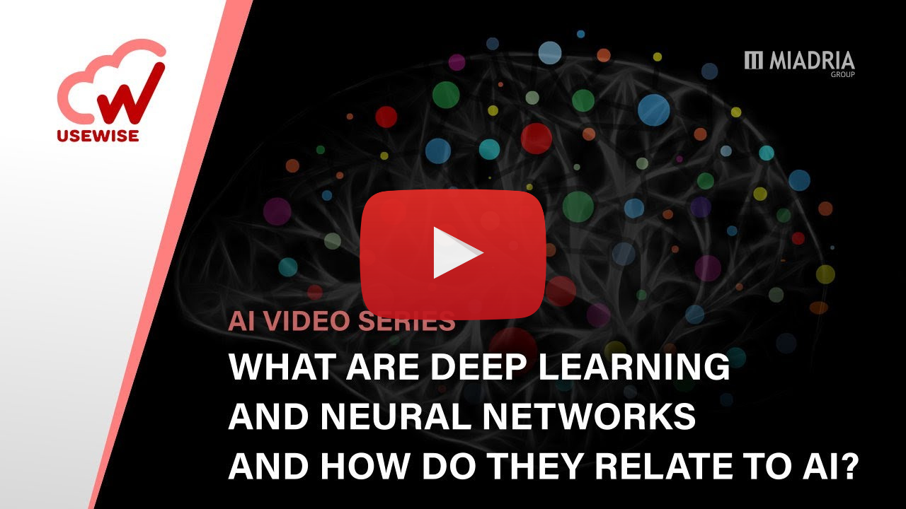 What are deep learning and Neural networks
