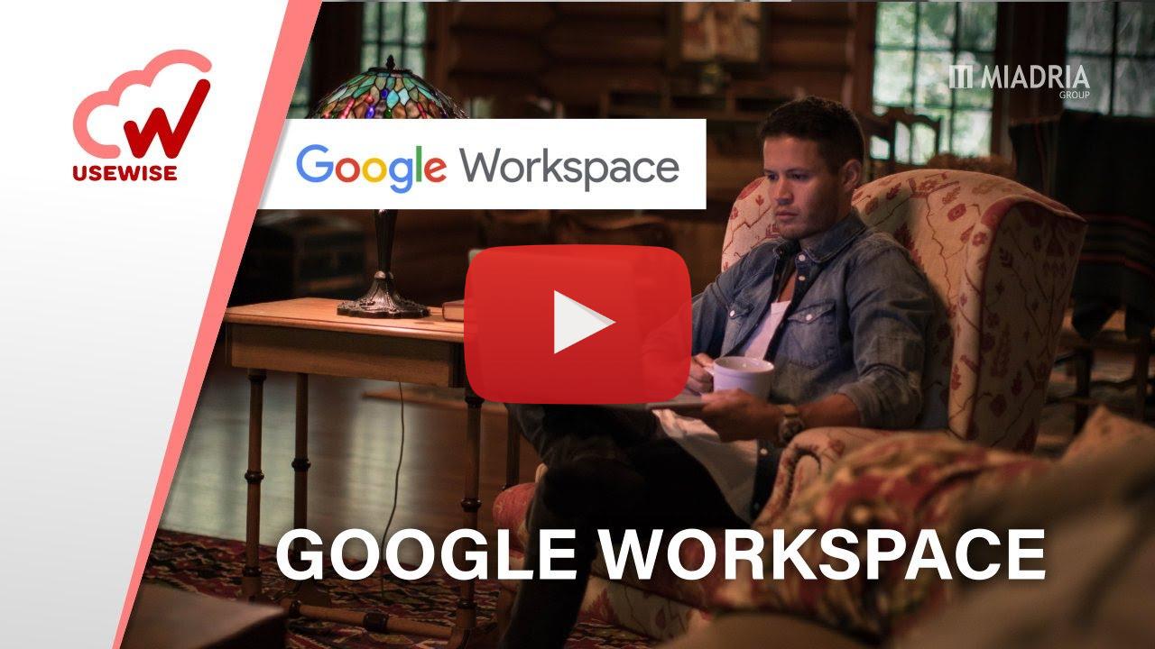 Presenting Google Workspace