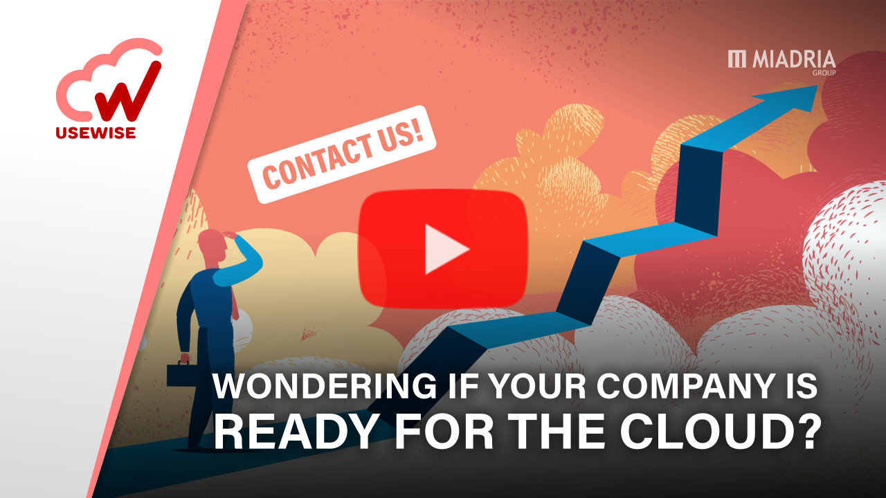 Wondering if your company is ready for the cloud? Contact us!