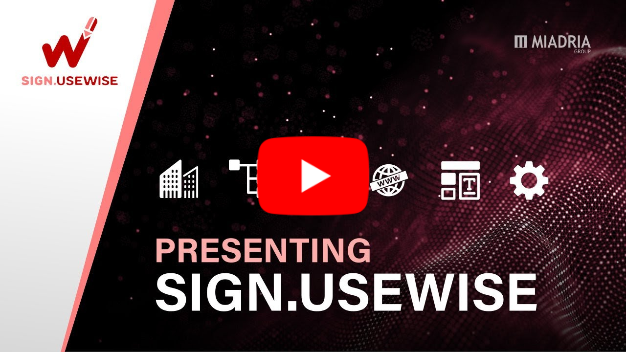 Presenting Sign.UseWise