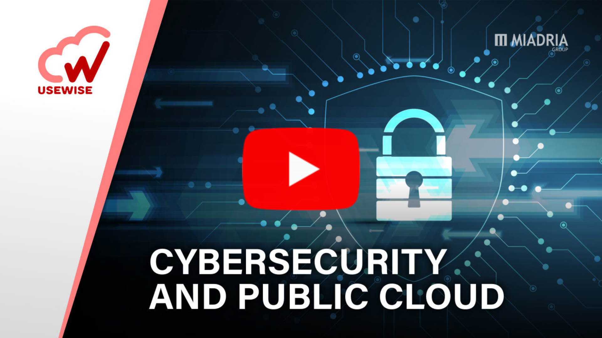 Cybersecurity and public cloud